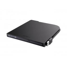 Buffalo DVSM-PT58U2VB lettore di disco ottico Nero DVD Super Multi DL