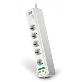 APC PM5V-GR 5presa(e) AC 230V 1.83m Bianco protezione da sovraccarico