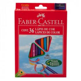 Faber-Castell 120536 pastello colorato 36 pezzo(i)