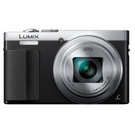 "Panasonic Lumix DMC-TZ70 Fotocamera compatta 12,1 MP MOS 4000 x 3000 Pixel 1/2.3"" Nero, Argento"