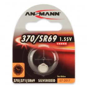 Ansmann 1516-0018 Argento-Ossido 1.5V batteria non-ricaricabile