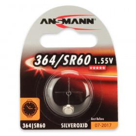 Ansmann 1516-0022 Argento-Ossido 1.5V batteria non-ricaricabile