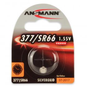 Ansmann 1516-0019 Argento-Ossido 1.5V batteria non-ricaricabile