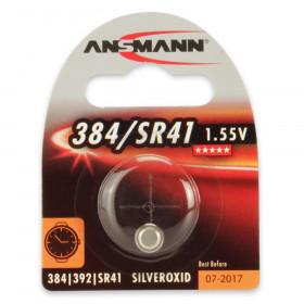 Ansmann 1516-0020 batteria non-ricaricabile Ossido d'argento (S) 1,5 V