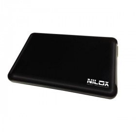 "Nilox DH0002BK Enclosure HDD 2.5"" Nero storage drive enclosure"