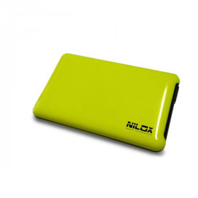 BOX USB 3.0 2.5P GIALLO