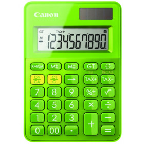 Canon LS-100K calcolatrice Scrivania Calcolatrice di base Verde