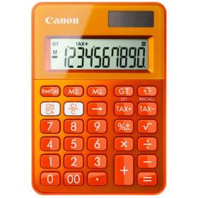 Canon LS-100K Scrivania Calcolatrice di base Arancione calcolatrice