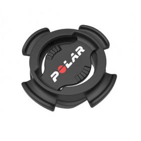 Polar 91053167 supporto per personal communication Cardiofrequenzimetro, Computer portatile Nero Supporto passivo