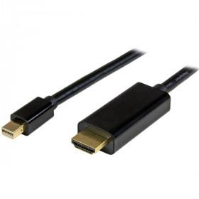 StarTech.com Cavo convertitore adattatore Mini DisplayPort a HDMI - mDP a HDMI da 1m - 4K