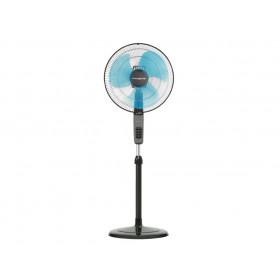 Rowenta VU4110F0 60W Nero, Blu ventilatore