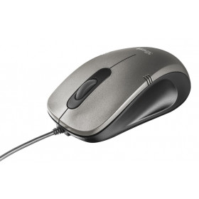 Trust 20404 Ivero Compact Mouse - black/grey