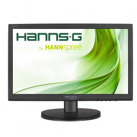 "Hannspree Hanns.G HE196APB 18.5"" HD Opaco Nero monitor piatto per PC LED display"