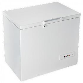 Hotpoint CS1A 250 H Libera installazione A pozzo 251L A+ Bianco