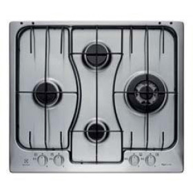 Electrolux RGG 6243 LOX piano cottura Incasso Gas Acciaio inossidabile