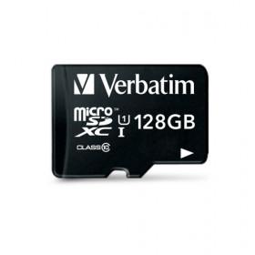 Verbatim Premium memoria flash 128 GB MicroSDXC Classe 10 UHS-I