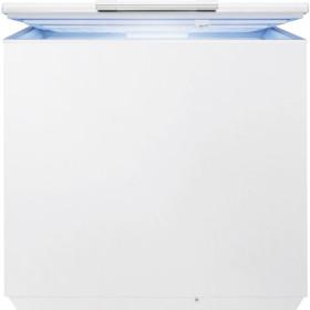 Electrolux EC2831AOW Libera installazione A pozzo 260L A+ Bianco congelatore