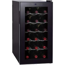 Melchioni Vermentino 18 cantina vino Libera installazione Nero 18 bottiglia/bottiglie Cantinetta termoelettrica B