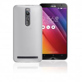 "Phonix ASZF2GPW custodia per cellulare 14 cm (5.5"") Cover Trasparente, Bianco"