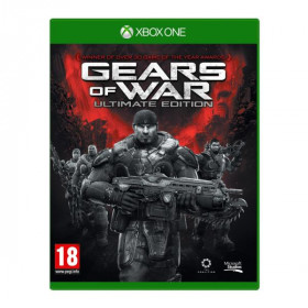 Microsoft Gears of War ultimate edition, Xbox One Xbox One Inglese videogioco