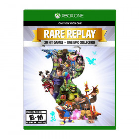 Microsoft Rare Replay, Xbox One Basic Xbox One Inglese videogioco