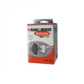 Black & Decker Filtri Ricambio PER MINIVAC VH750-VH780