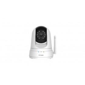 D-Link DCS-5000L/E telecamera di sorveglianza Telecamera di sicurezza IP Interno Sferico Bianco
