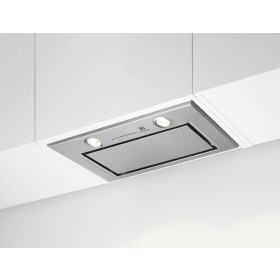 Electrolux EFG60563OX 485 m³/h Incassato Grigio C