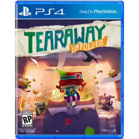 Sony Tearaway Unfolded, PlayStation 4 Basic PlayStation 4 Inglese videogioco