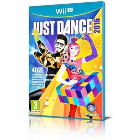 Ubisoft Just Dance 2016, Wii Wii U ITA videogioco