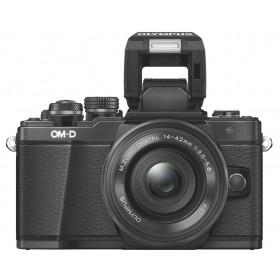 "Olympus OM-D E-M10 Mark II + M.ZUIKO DIGITAL ED 14-42mm F3.5-5.6 EZ MILC 16,1 MP 4/3"" Live MOS 4608 x 3456 Pixel Nero"