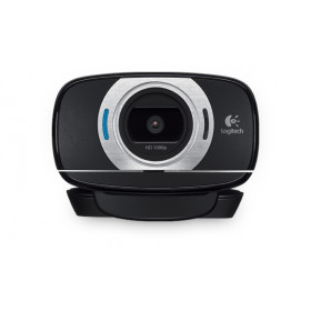Logitech C615 webcam 8 MP 1920 x 1080 Pixel USB 2.0 Nero