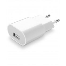 Cellularline USB Charger #Stylecolor - Universale Caricabatterie da rete colorato Bianco