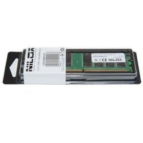 Nilox 1GB PC-3200 memoria DDR 400 MHz
