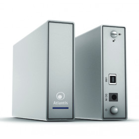 "Atlantis Land DiskMaster 353 S 3.5"" Enclosure HDD Argento"