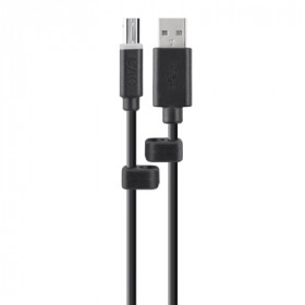 Linksys F1D9013b06 cavo USB 1,8 m USB A USB B Nero