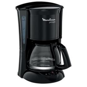 Moulinex FG1528 macchina per caffè Libera installazione Macchina da caffè con filtro Nero 6 tazze