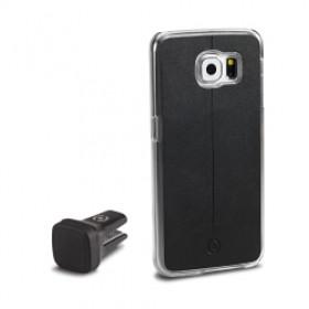 """Celly SDGS6BK custodia per cellulare 12,9 cm (5.1"""") Cover Nero"""