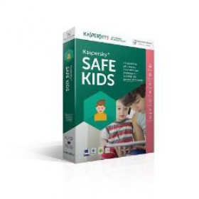 Kaspersky Lab Safe kids Base license 1 1 anno/i Multilingua