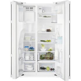 Electrolux EAL6140WOW frigorifero side-by-side Libera installazione Bianco 549 L A+