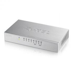 ZyXEL GS-108B V3 No gestito L2+ Gigabit Ethernet (10/100/1000) Argento