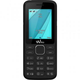 """Wiko LUBI4 1.77"""" 68g Nero Telefono di livello base"""