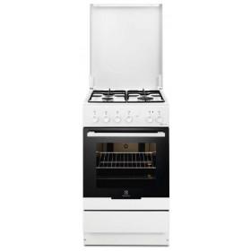 Electrolux RKK 20160 OW Libera installazione Piano cottura a gas A Bianco cucina