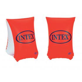 Intex 58641 Nero, Rosso, Bianco Braccioli da nuoto galleggiante per nuoto da bambini