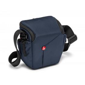 Manfrotto NX-H-IBU custodia per fotocamera Borsa da spalla Blu