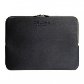 "Tucano Colore Second Skin borsa per notebook 31,8 cm (12.5"") Custodia a tasca Nero"