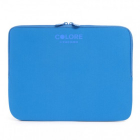 "Tucano Colore Second Skin borsa per notebook 31,8 cm (12.5"") Custodia a tasca Blu"