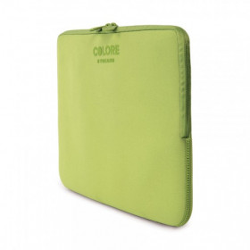 "Tucano Colore Second Skin borsa per notebook 31,8 cm (12.5"") Custodia a tasca Verde"