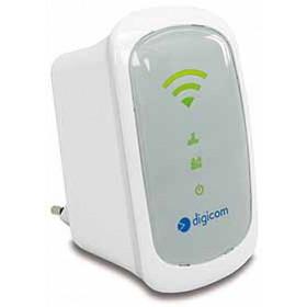 Digicom WEX750A05 450 Mbit/s Bianco