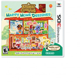 Nintendo Animal Crossing: Happy Home Designer Basic Nintendo 3DS Inglese videogioco